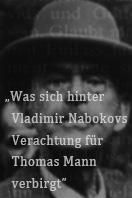 Markus Gasser - Ueber Thomas Mann